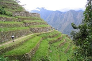The Inca Trail to Machu Picchu Day 3