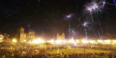Cusco New Years Eve
