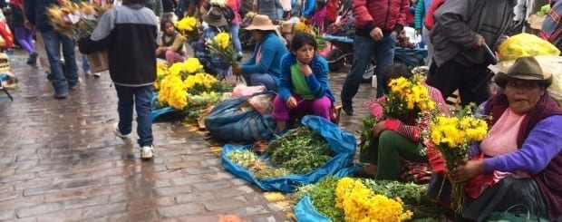 Cusco New Years