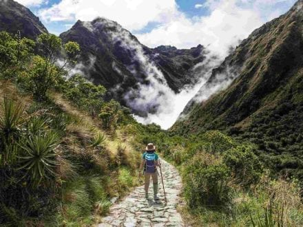 Reserving the Inca Trail