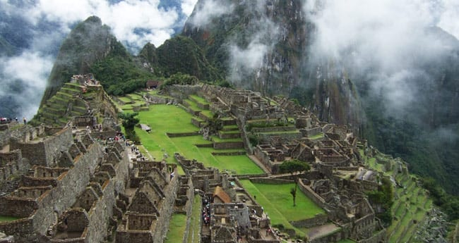 What Time The Best For Travel To Machu Picchu