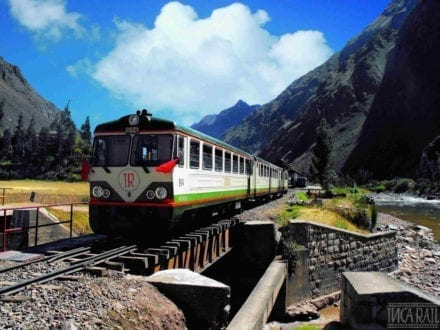 Inca Rail executive class